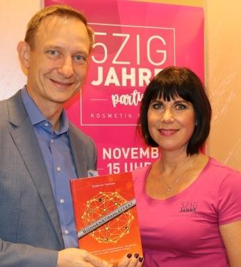 Claudia Singer und Karsten Tornow. Foto: Ludmila Thiele